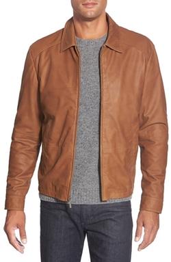 Missani Le Collezioni  - Lambskin Leather Jacket