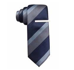 Alfani  - North Stripe Skinny Tie