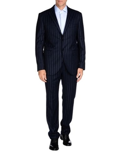 Luigi Bianchi Mantova - Pinstriped Two Piece Suit
