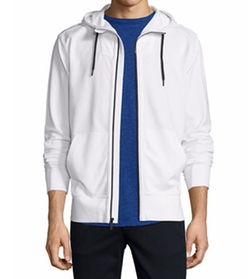 Good Man Brand - French Terry Front-Zip Hoodie
