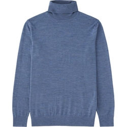 Uniqlo - Fine Merino Turtleneck Sweater