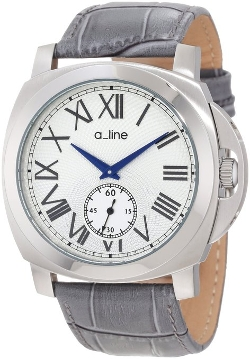 A Line - Leather Watch