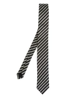 Saint Laurent - Striped Tie