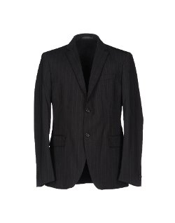 Calvin Klein  - Striped Blazer