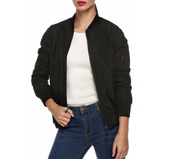 Zeagoo  - Womens Classic Quilted Jacket
