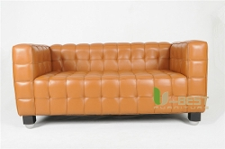U-best Furniture - Josef Hoffman Kubus Sofa
