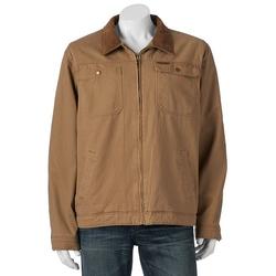Field & Stream  - Flanned-Lined Twill Jacket