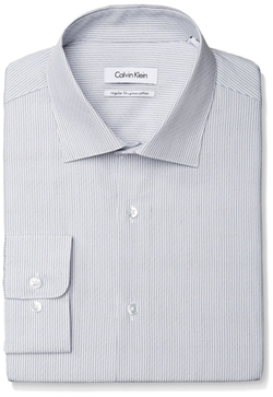 Calvin Klein - Regular Fit Thin Stripe Shirt