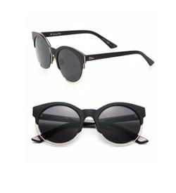 Dior  - Sideral Round Sunglasses