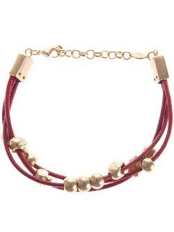 Alexander Mcqueen  - Skull Bead Bracelet