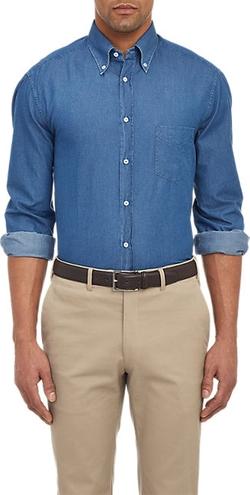 Brunello Cucinelli - Chambray Shirt