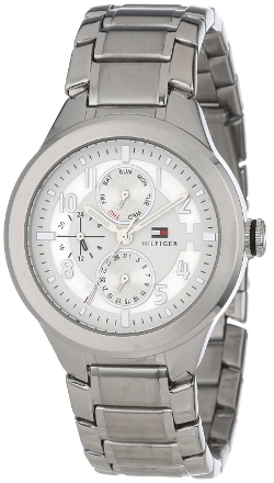 Tommy Hilfiger - Classic Stainless Steel Multifunction Watch