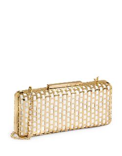 Bcbgmaxazria  - Minna Cage Clutch Bag
