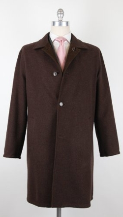 Kiton - Brown Coat