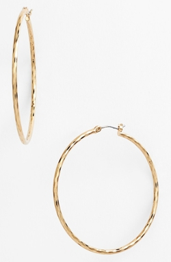 Nordstrom - Large Hoop Earrings