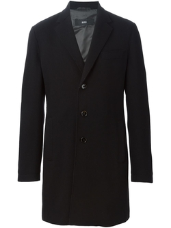 Boss Hugo Boss   - Single Breasted Coat