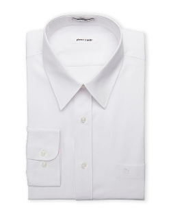 Pierre Cardin  - Regular Fit Open Pocket Dress Shirt