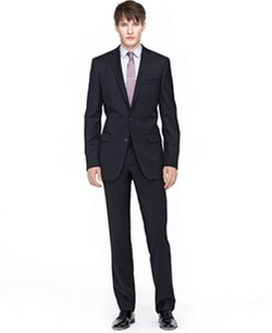 Bar III  - Solid Slim Fit Suit