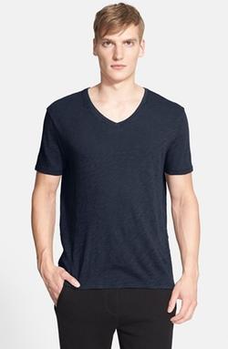 Atm Anthony Thomas Melillo - Slub V-Neck T-Shirt