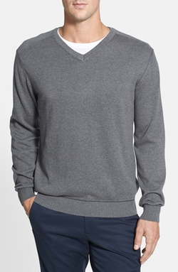 Cutter & Buck  - Broadview V-Neck Sweater