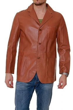 Cristiano Di Thiene  - Leather Jacket