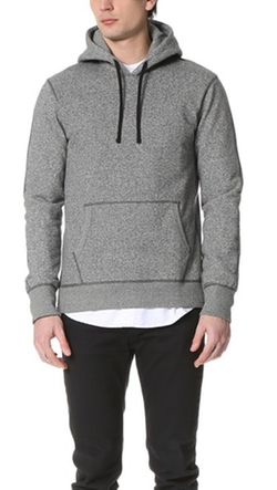 Reigning Champ - Heavyweight Terry Side Zip Hoodie