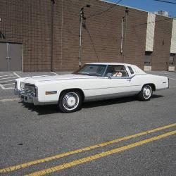 Cadillac  - 1978 Eldorado