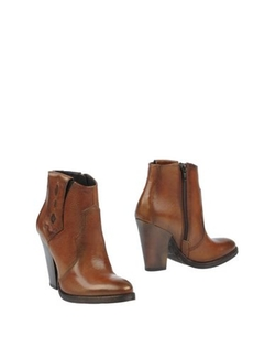 Cafènoir - Leather Ankle Boots