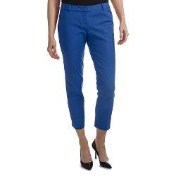 Amanda + Chelsea  - Cotton Blend Ankle Pants
