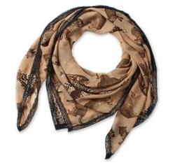 Corciova - Silk Like Chiffon Scarf