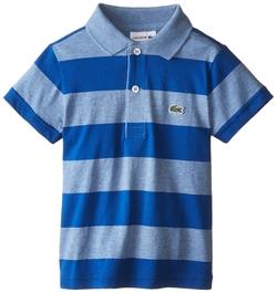Lacoste - Boys Bold Stripe Polo Shirt