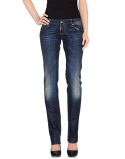 Dsquared2 - Straight Leg Denim Pants