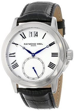 "Raymond Weil - ""Tradition"" Analog Watch"