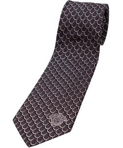 Versace - Slim Silk Necktie