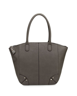 Neiman Marcus - Grayson Faux-Leather Tote Bag