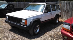 Jeep  - 1995 Cherokee Sport SUV