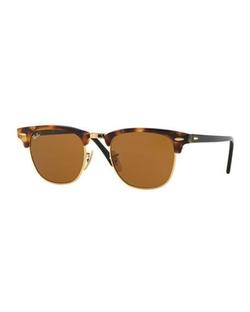 Ray-Ban - Clubmaster Havana Sunglasses