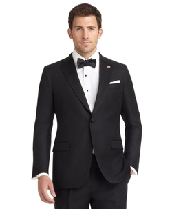 Brooks Brothers - Fitzgerald Fit Golden Fleece One-Button Notch Tuxedo Suit