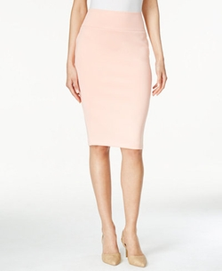 Thalia Sodi - Scuba Pencil Skirt