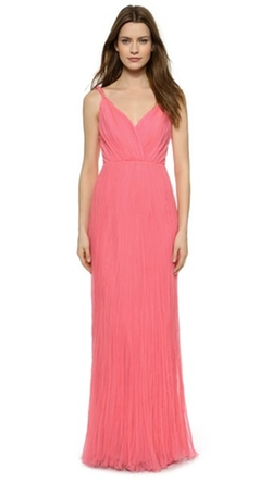 Alberta Ferretti Collection  - Sleeveless Gown
