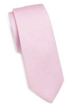 Saks Fifth Avenue  - Cotton & Silk Tie