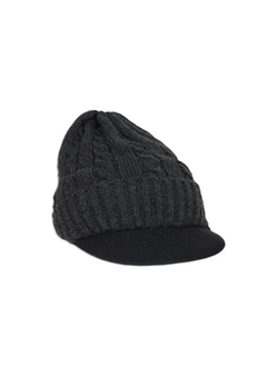 Pumpkin Patch - Boys Peaked Beanie