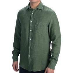 Mason - Linen Sport Shirt