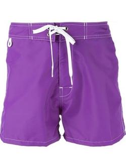 Sundek - Triple Stripe Swim Shorts