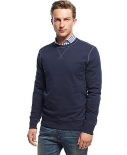 Tommy Hilfiger  - Leon Crew-Neck Sweater