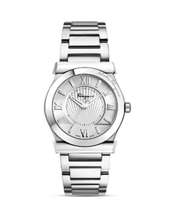 Salvatore Ferragamo - Vega Stainless Steel Watch