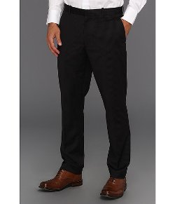 Perry Ellis  - Portfolio Slim Fit Bead Stripe Dress Pant