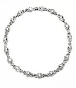 Adriana Orsini  - Faceted Collar Necklace