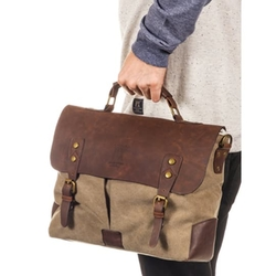 PX Clothing - Kevin Messenger Bag