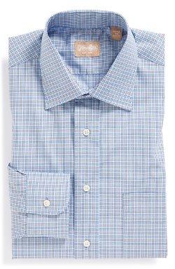 Gitman - Regular Fit Check Dress Shirt